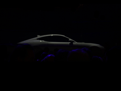 Moving standing still...Jaguar's F-TYPE Coupé launch