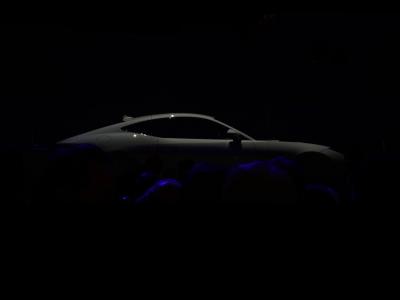 Moving standing still...Jaguar's F-TYPE Coupé launch