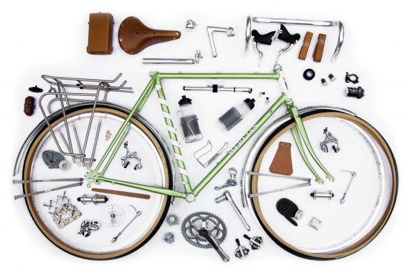 mercian-bicycle-deconstructed