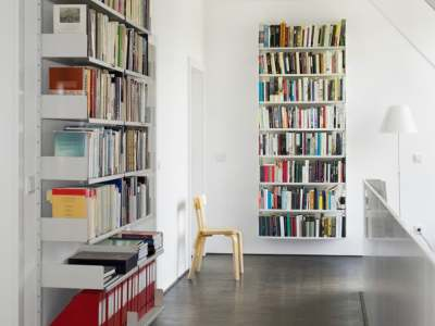 Take it with you when you move / Vitsœ's shelving system