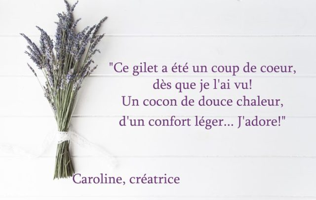 Recommandation - Caroline
