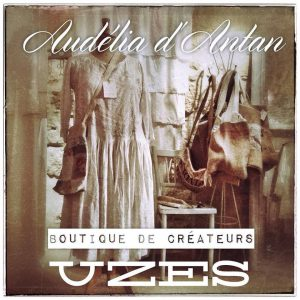 Boutique Audelia d'Antan à Uzès