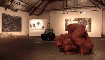 Les Femme-Tortue : expo 49 Regards 10/2012