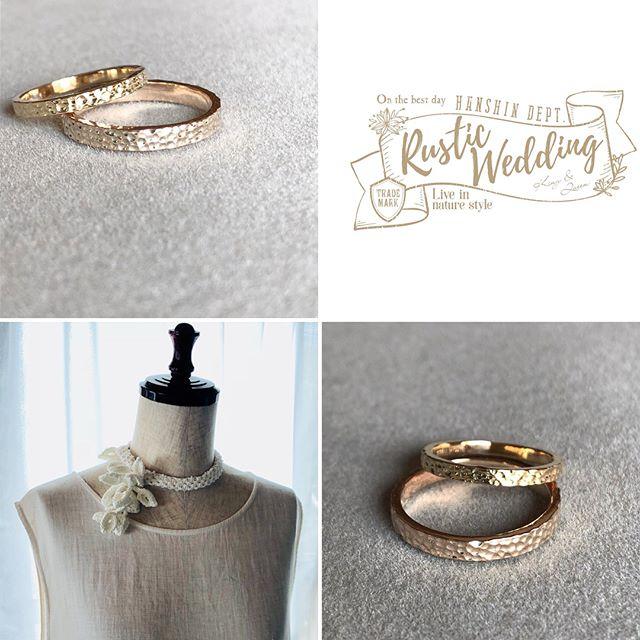 アトリエ・nest 、ブライダルジュエリー、ネックレス、結婚指輪