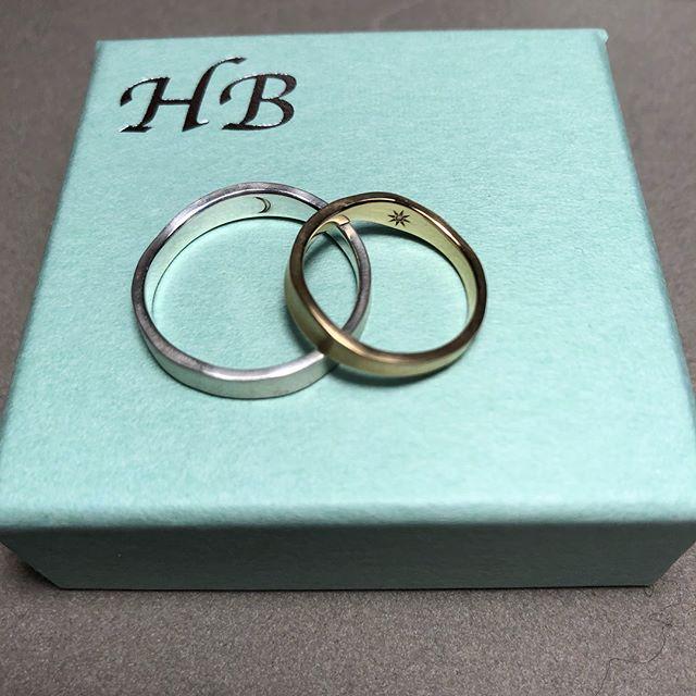 結婚指輪、熊本、オーダー、アトリエ・nest 、オーダーメイド