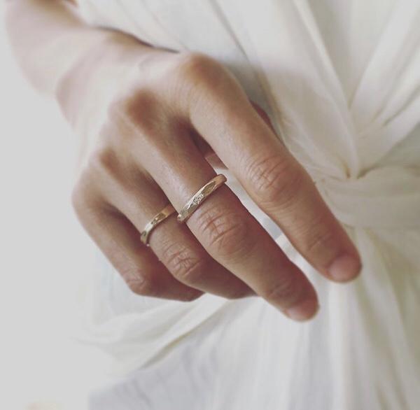 熊本、結婚指輪、アトリエ・nest、オリジナルジュエリー、リメイク、