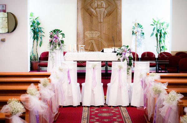 Dekoracija Crkve | Atelje Artistik – Cvijeće i Dekoracije ...