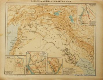 Babilónia, Assíria, Mesoptânia, Síria «€5.00»