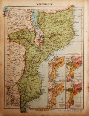 Moçambique «€5.00»