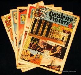 Cavaleiro Andante nº 171, 172, 175, 176, 179 - Cada - «€5.00»