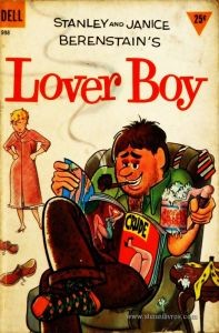 Stanley & Janice Berenstain – Lover Boy - «€5.00»
