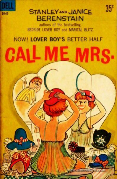 Stanley & Janice Berenstain – call me Mrs. - «€5.00»
