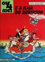 Os 4 Ases e a Ilha do Robinson «€5.00»