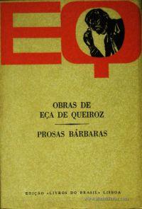 Eça de Queiroz - Prosas Bárbaras «€5.00»