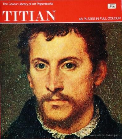 Ceil Gould – Titian – Hamlyn – 1971. Desc. 52 pág / 27 cm x 23,5 cm / Br. Ilust «€10.00»
