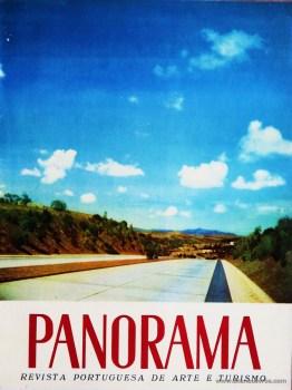 Panorama - Revista Portuguesa de Arte e Turismo - n.º 1 - II Série - 1951 «€15.00»