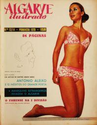 Algarve Ilustrado / Ano - 1970 - N.º 13/14 de Março e Junho