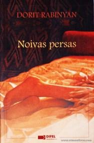 Dorit Rabinyan - Noivas Persas «€5.00»