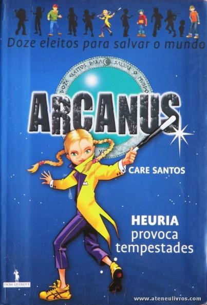 Care Santos - Arcanus «€5.00»