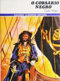 Emilio Salgari - O Corsário Negro «€5.00»