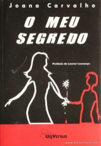 Joana Carvalho - O Meu Segredo «€5.00