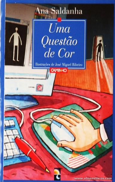 Ana Saldanha - Uma Questão de Cor «€5.00»