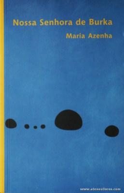Maria Azenha - Nossa Senhora de Burka «€5.00»