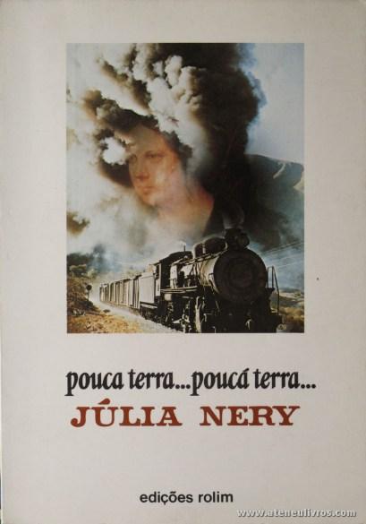 Júlia Nery - Pouca Terra...Pouca Terra... «€5.00»