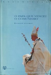 Bernard Lecomte - O Para Que Venceu o Comunismo - Edições Asa - Porto - 1993. Desc. 358 pág / 24 cm x 17 cm / E «€16.00»