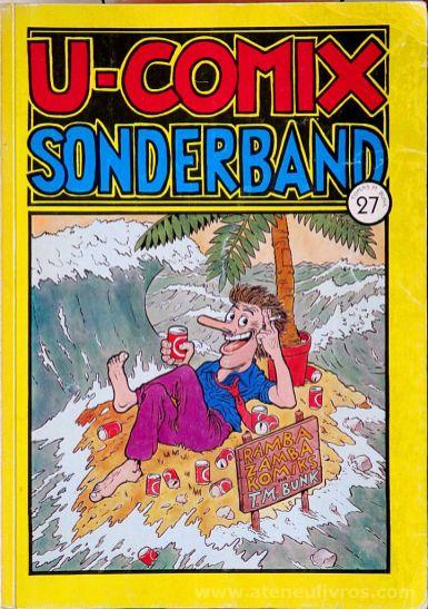 U - Comix Sonderband «€5.00»