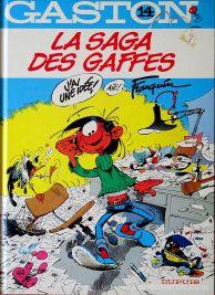 Gaston - Le Saga des Gaffes «€5.00»
