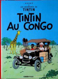 Tintin - Au Congo «€5.00»