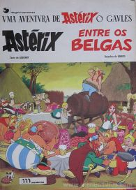 Astérix - Entre os Belgas «€5.00»