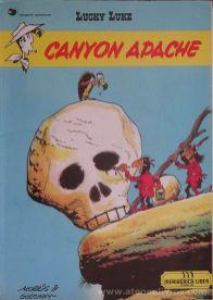Lucky Luke - Canyon Apache «€5.00»