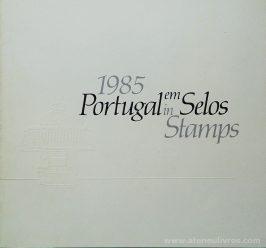 Portugal em Selos - 1985 - «€100.00»