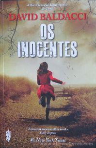 David Baldacci - Os Inocentes - Clube do Autor - Lisboa - 2013 «€10.00»