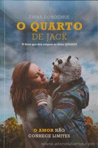 Emma Donoghue - O Quarto de Jack - Porto Editora - Porto - 2016 «€10.00»