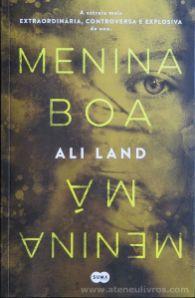 Ali Land - Menina Boa - Suma de Letras - Lisboa - 2017 «€10.00»