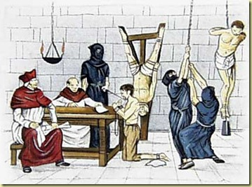 Image result for tormento de pendulo santa inquisicion