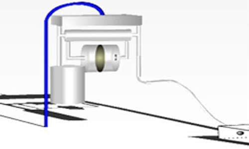 Continuous Flow Leak/Flow Testers