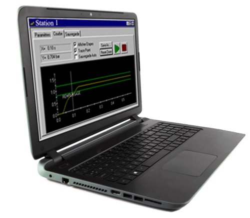 WIN ATEQ Leak Testing Software
