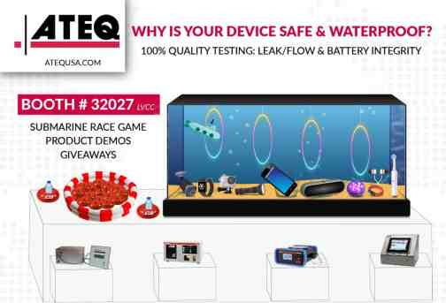 ATEQ at CES
