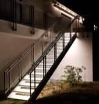 Treppe Seite