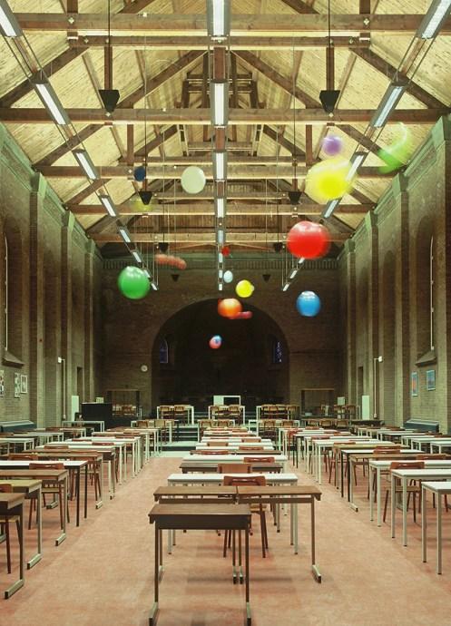 St. Oelbert college Oosterhout