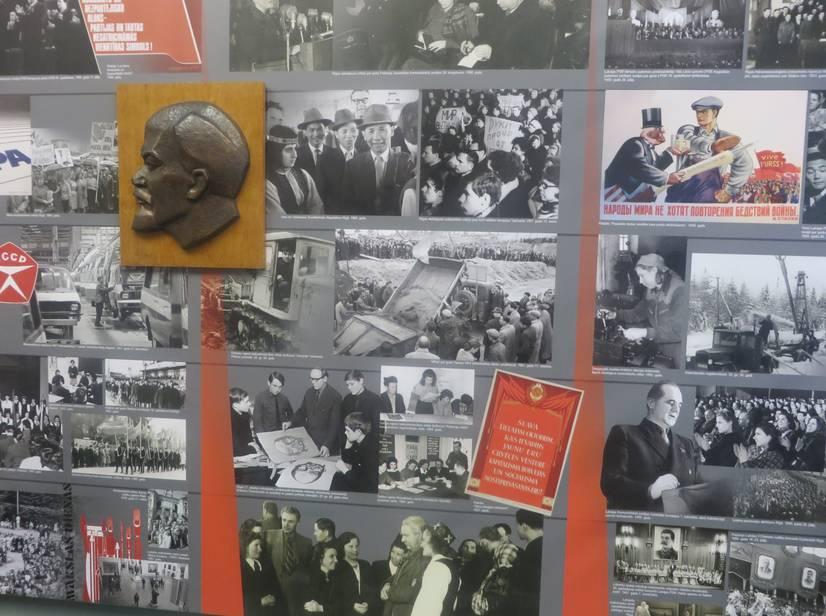 Από τη ζωή και τις κατακτήσεις του λαού στη Σοβιετική Σοσιαλιστική Δημοκρατία της Λετονίας