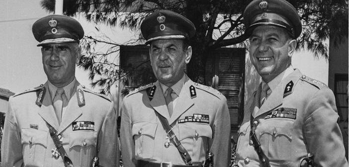 21 Απριλίου 1967: Χούντα των Συνταγματαρχών
