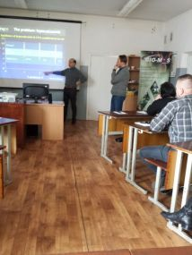 VT-seminaras
