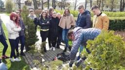 Praktiniai seminarai Vilniaus r. Marijampolio M. Lukšienės gimnazijos moksleiviams