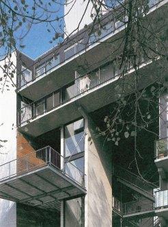 Materialidad de la fachada nor-este y del hueco- 2 (5)