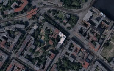 Localización residencia.